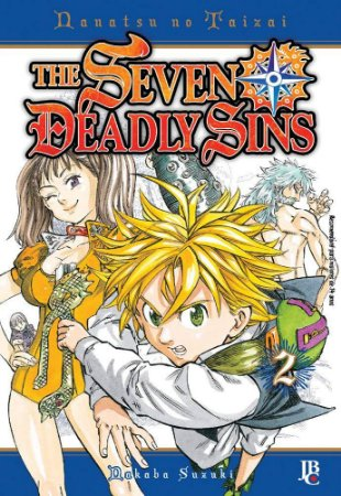 The Seven Deadly Sins: Nanatsu no Taizai - Volume 2
