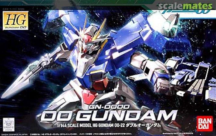 Gundam 00 GN-0000 (Pronta Entrega) (HG)