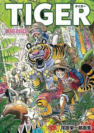 Artbook One Piece Color Walk 9 (Pronta Entrega)