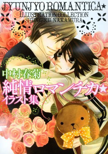 Junjou Romantica artbook