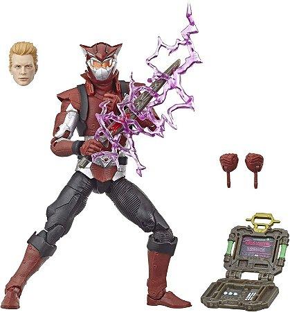 Figure Articulada - Power Ranger Lighting Collection - Beast Morpher Cybervillain Blaze (Pronta Entrega)