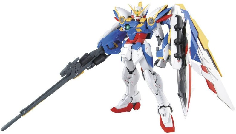 Wing Gundam XXXG-01W MG (Pronta Entrega)