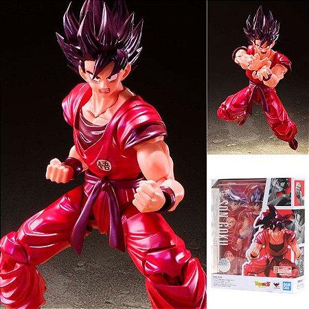 SH Figuarts - Son Goku - Kaioken (Pronta Entrega)