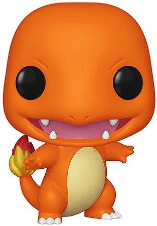 Funko POP Games! - Pokemon - Charmander (Pronta Entrega)