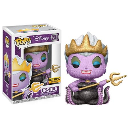 Funko POP - Disney Villains - Ursula (Pronta Entrega)