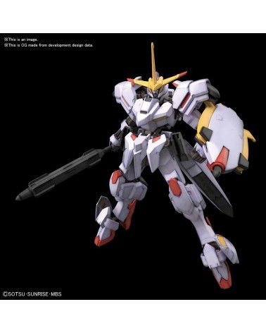 Gundam Iron-Blooded Orphans Urdr-Hunt (HG) Pronta Entrega)