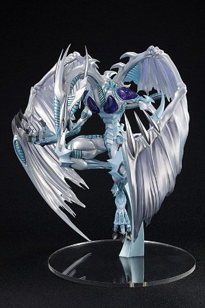 Yu-Gi-Oh! 5D's Stardust Dragon Complete Figure(Pre-order)