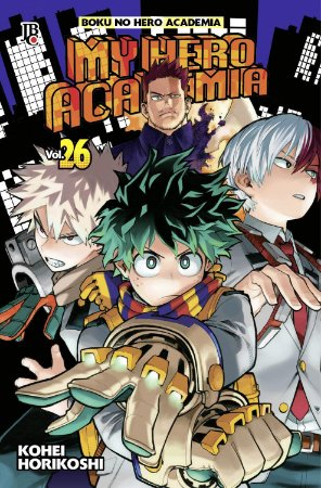 My Hero Academia - Volume 26 (Pronta Entrega)