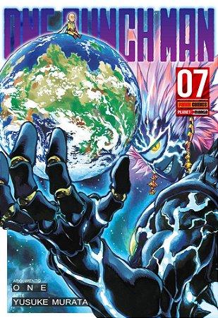 One-Punch Man - Volume 7 (Pronta Entrega)