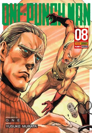 One-punch Man - Volume 8  (Pronta Entrega)