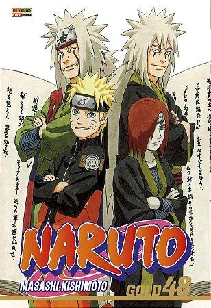 Naruto Gold - Volume 48 (Pronta Entrega)