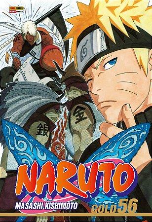 Naruto Gold - Volume 56 (Pronta Entrega)