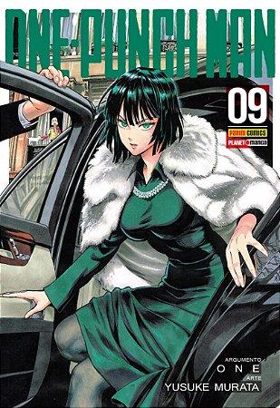 One-Punch Man - Volume 9 (Pronta Entrega)