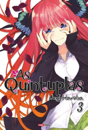 As Quíntuplas - Volume 3 (Pronta Entrega)