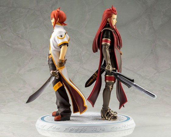 """""""Tales of"""" Series Luke & Ash -meaning of birth- 1/8 Complete Figures(Pre-order)"""