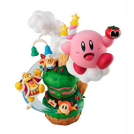 """""""Kirby Super Deluxe"""" -Gekitotsu! Gourmet Race- Complete Figure (Pre-order)"""