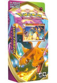 Pokemon Espada e Escudo 4 Voltagem Vívida - Deck Charizard (Pronta Entrega)