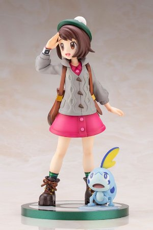 "ARTFX J ""Pokemon"" Series Gloria with Sobble 1/8 Complete Figure (Pre-order)"