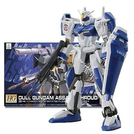 Duel Gundam Assault Shroud (HG) (Pronta Entrega)