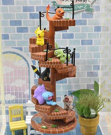 Re:Ment Pokemon - Step Collection 2 (Pronta Entrega)