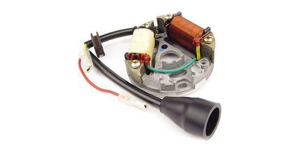 Estator Ciclomotores e Minimotos Equipados com Motor Zanella LA 50 (12V / 40W) 90231510