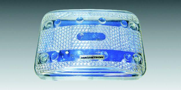 Lanterna Traseira (2 Pólos) com Leds para Bauleto 90208000
