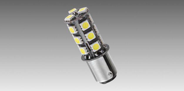Lâmpada LED para Lanterna Traseira Motos com Injeção Eletrônica (18 LEDs) HONDA - 90208190