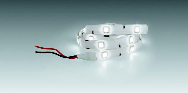 Fita LED Super Branco à Prova D'água (60cm) 90208201