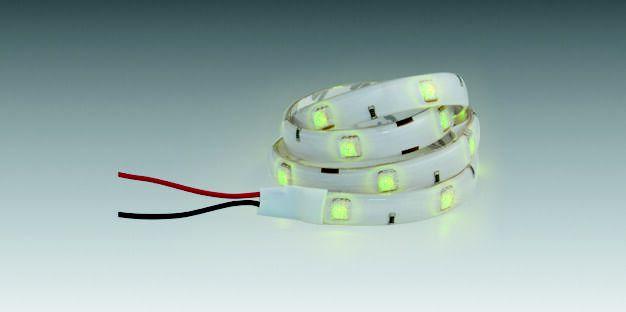 Fita LED Verde à Prova D'água (1m) 90208222