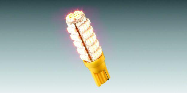 Lâmpada LED Amarelo (68 LEDs) 90208320
