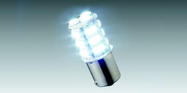 Lâmpada LED Branco (33 LEDs) 90208350