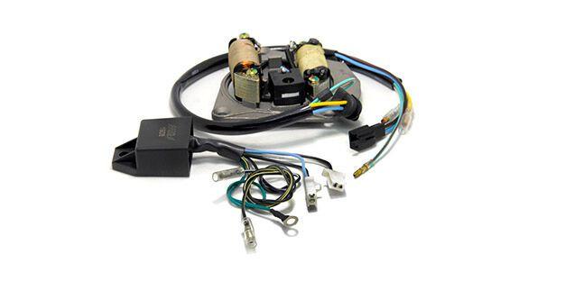 Kit Conversor com Bobina de Pulso Universal CG 125 (1979-1981) CG 125 ML (1979-1981) 90271110