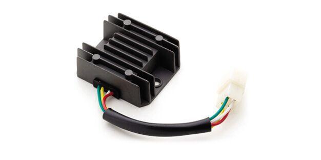 Regulador / Retificador para motos com Farol Alimentado pela Bateria LASER 150 (2008-2010) 90206021