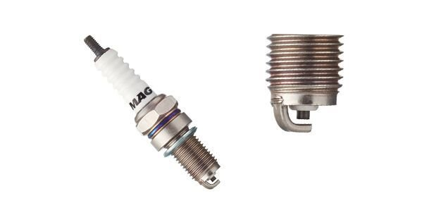 Vela de Ignição (D8RTB) NX4 0 FALCON (1999-2008) XR 400 (0-0) 90222170