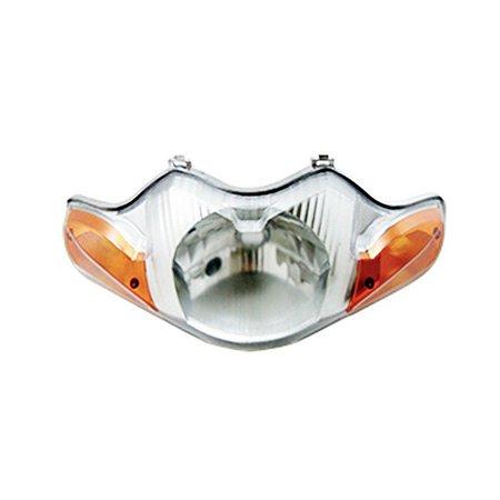 BLOCO OPTICO SHINERAY PHOENIX C/ CHICOTE E LAMPADA - PLASMOTO ID 114817