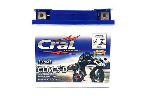 Bateria Cral 5Ah
