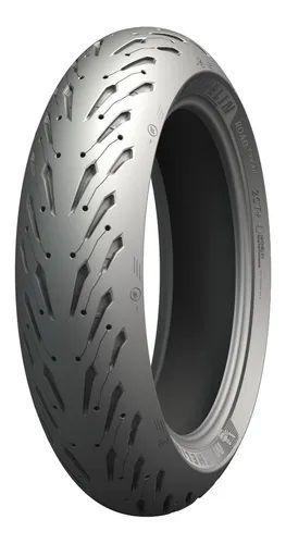 Pneu Michelin Traseiro Pilot Road 5 180/55 Zr17 (73w)