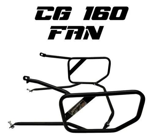 Protetor Carenagem Traseiro Afastador Fan 160 Cg 160