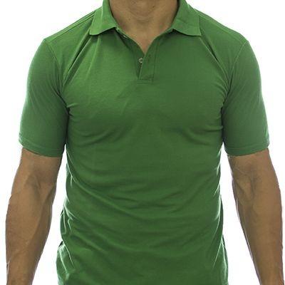 Camisa Polo Piquet, Algodão ou PV
