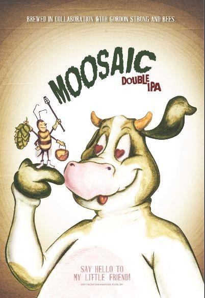 Pôster Moosaic
