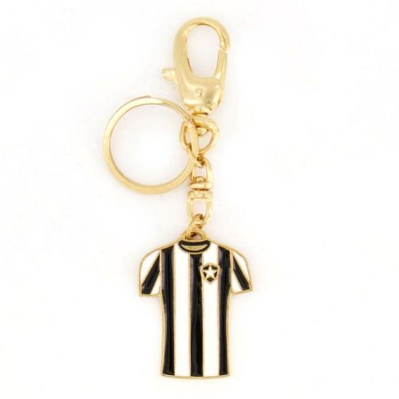 Chaveiro Camisa Ouro Botafogo