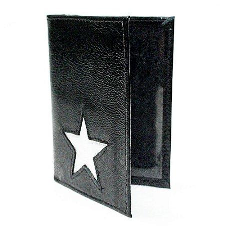 Porta Documento Estrela Solitária Botafogo