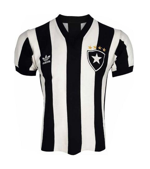 Camisa Retrô Botafogo 1980
