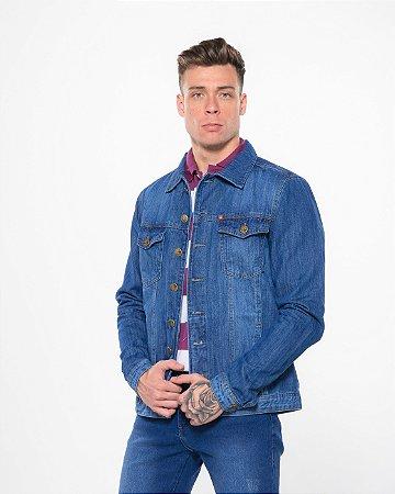 Jaqueta Jeans Vom Eisen