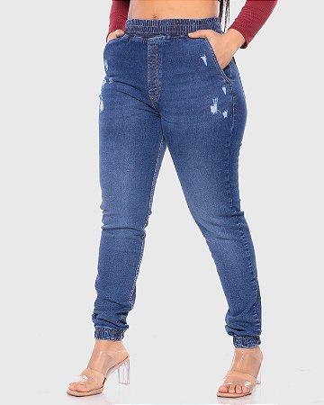 Calça Jeans Jogger LPP REF 09111