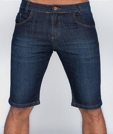 Bermuda Jeans Oksys Azul Básica REF 08957