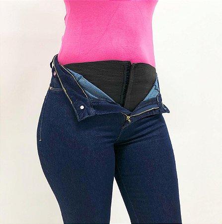 Calça LIPO/CHAPA-BARRIGA Modeladora de Cintura