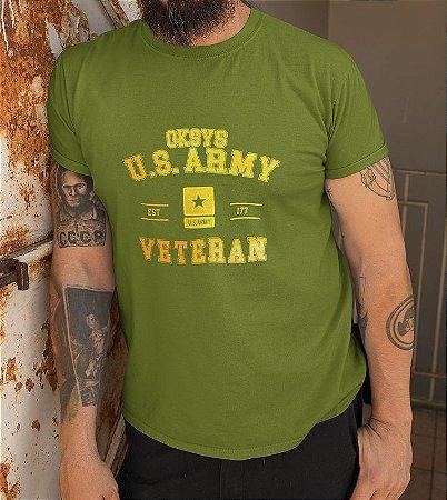 DUPLICADO - Camiseta gola redonda Oksys Veteran