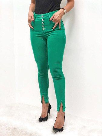 Calça Sarja Dardak Jeans Verde