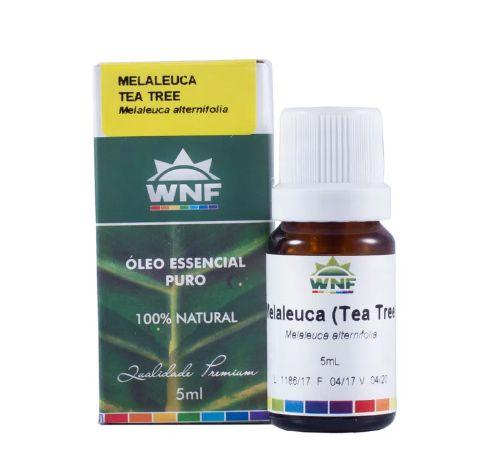 Óleo Essencial de Melaleuca 5ml - WNF